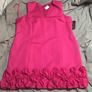Pink Lane Bryant Dress Size 26